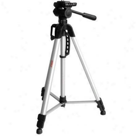"Digipower Solutions 66"" Tripod W/3 Way Panhead"