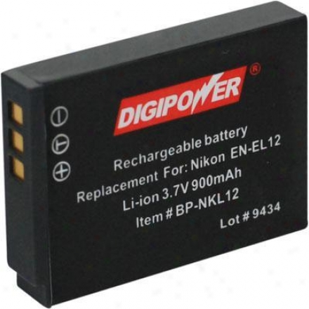 Digipower Solutions Bp-nkl12 Replacement Battery