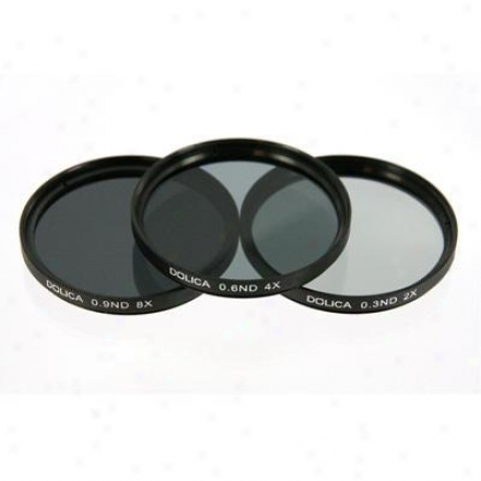 Dolica Corppration 58mm Neutral Density Filter