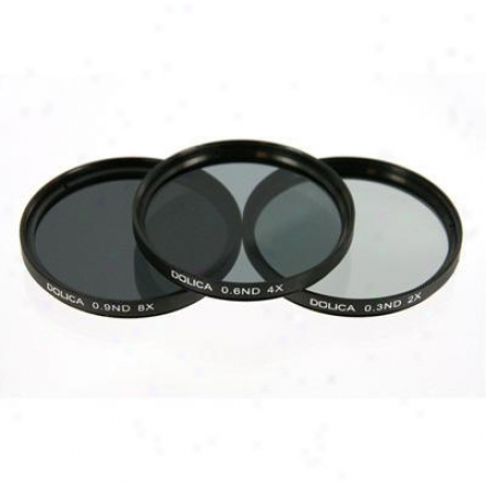 Dolica Corporation 72mm Neutral Density Filter