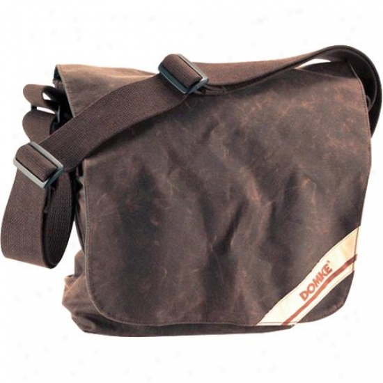 Domke F-831 Small Photo Courier Bag Brown Ruggedwear - 701-01