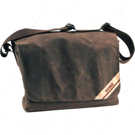 Domke F-832 Medium Phlto Courier Bag Brown Ruggedwear - 701-02a