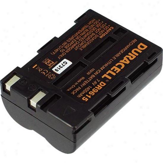 Duracell Digital Camera Battery - Dr9615