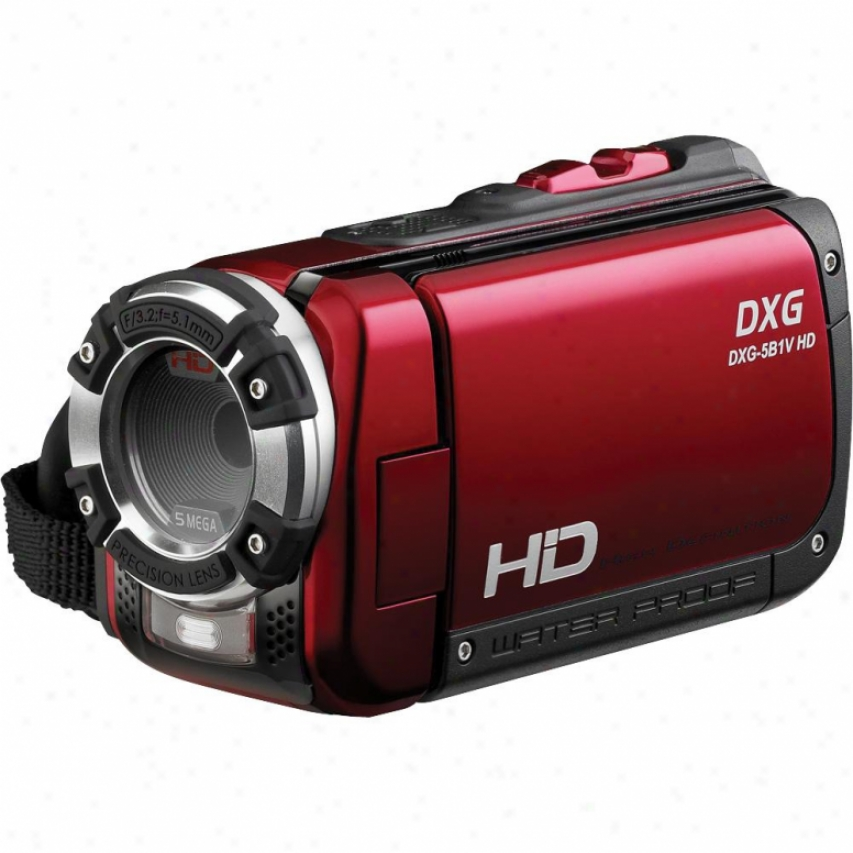 Dxg Usa 1080p Hd Underwater Camcorder