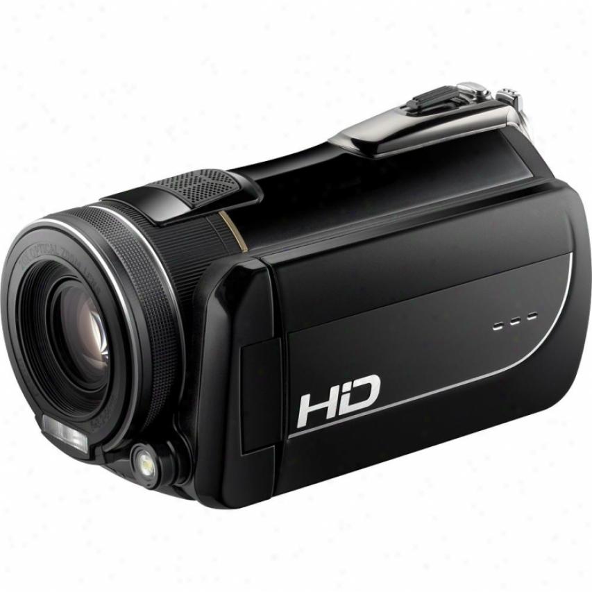 Dxg Usa Pro Gear 1080p Hd Camcorder Dxg-5k1vhd