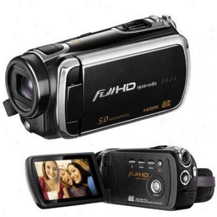 Dxg Usa Progear 1080p Hd Camcorder Blk