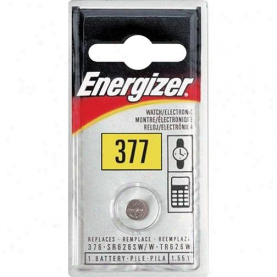 Energizer 377bp 377 Sr66 1.5v Flat Battery