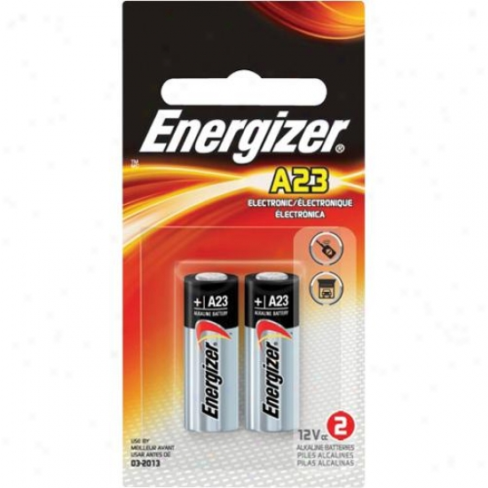 Energizer A23 Mn21 12v Miniature Battery - 2-pack