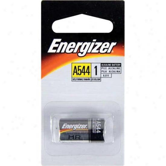 Energizer A544bp A544 4lr44 6v Manganese Oxide Battery
