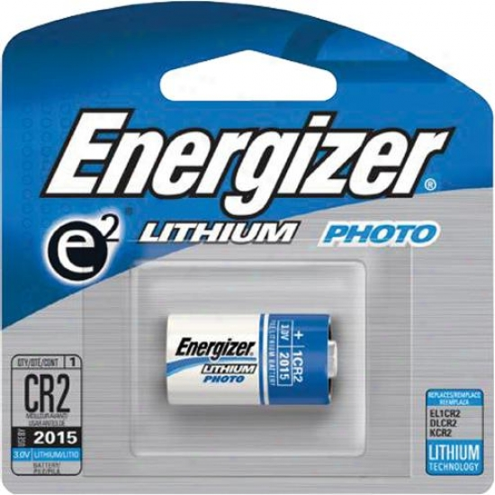 Enwrgizer Cr2 Battery - Single Pack