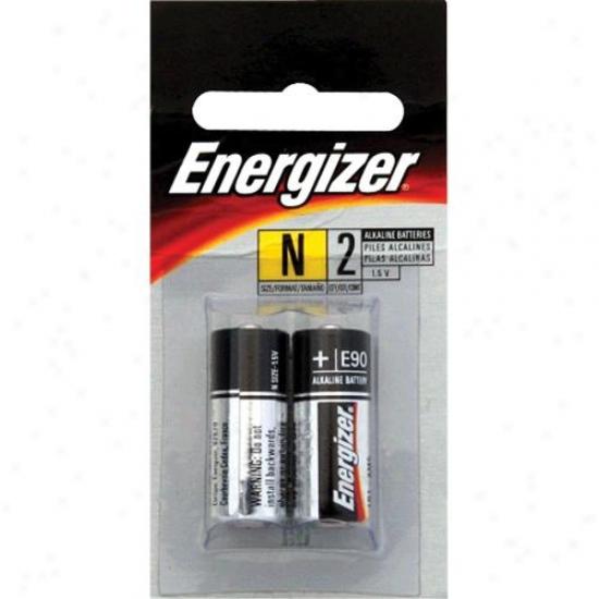 Energizer E90bp2 E90 N Battery-  2 Collection