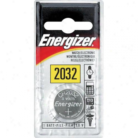 Energizer Ecr2032bp Cr2032 3v Button Battery
