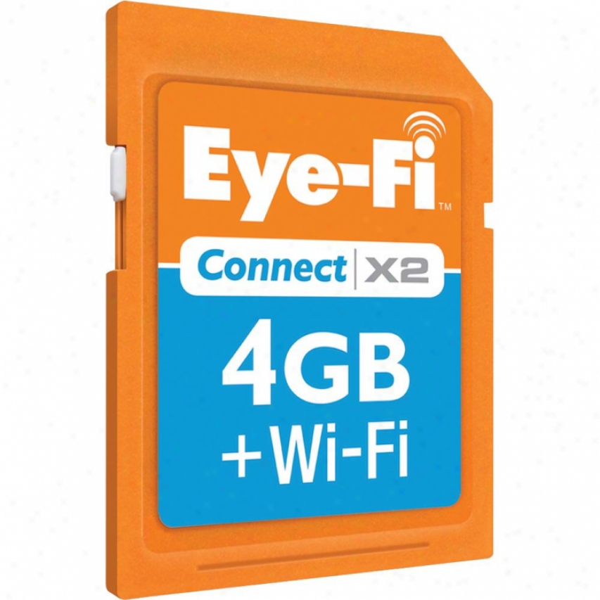 Eye-fi Connect X2 Wireless Sd Card