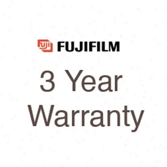 Fuji Film 3 Year Complete Warranty