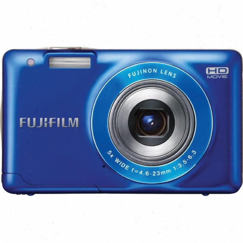 Fuji Thread Finepix Jx500--blue
