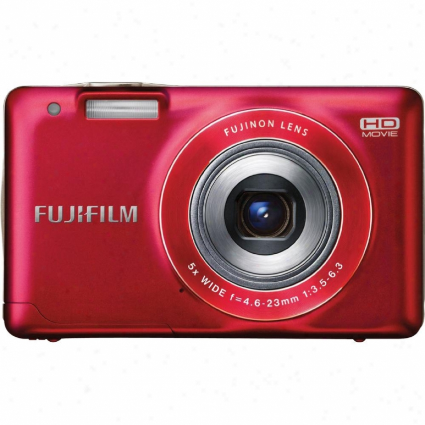 Fuji Film Fimepix Jx500-red
