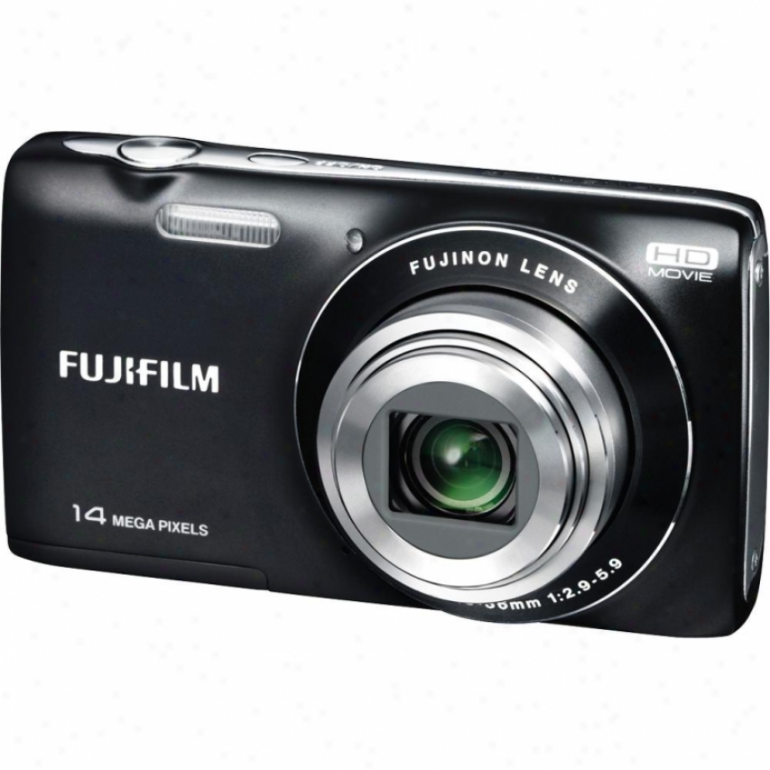 Fuji Film Finepix Jz100 14 Megapixel iDgital Camera - Black