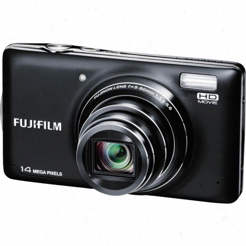 Fuji Film Finepix T350 14 Megapixel Digital Camera - Black