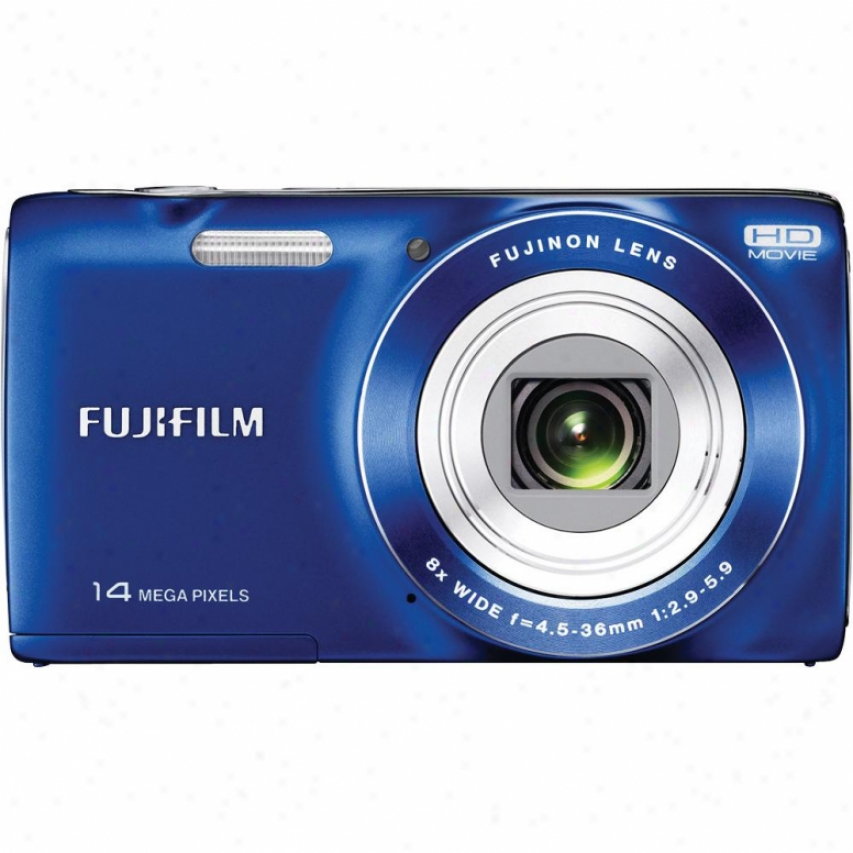 Fuji Film Finepix T350--blue