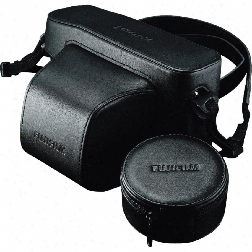 Fuji Film Lc-xpro1 Leather Camera Case