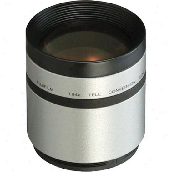 Fuji Film Tele-conversion Lens Adapter For E Series Cameras Tl-fxe01