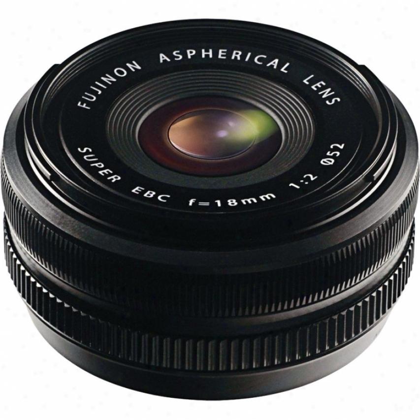 Fuji Film Xf18mm F2 R Xf Lens