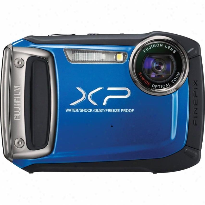 Fuji Film Xp100-blue