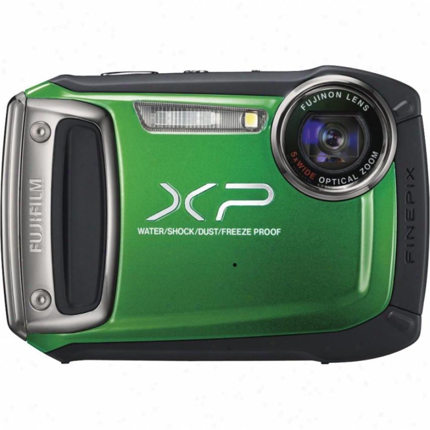 Fuji Film Xp100-green