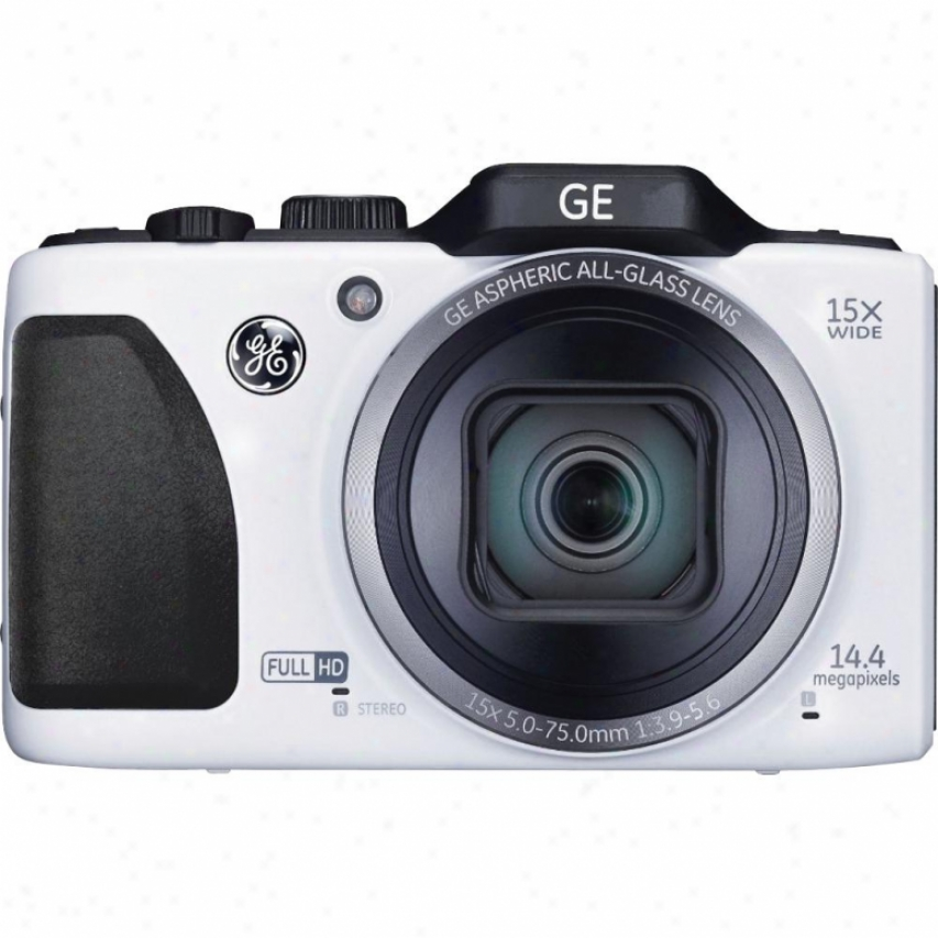 General Electric G100 14mp Hd Cmos 15xx-wht