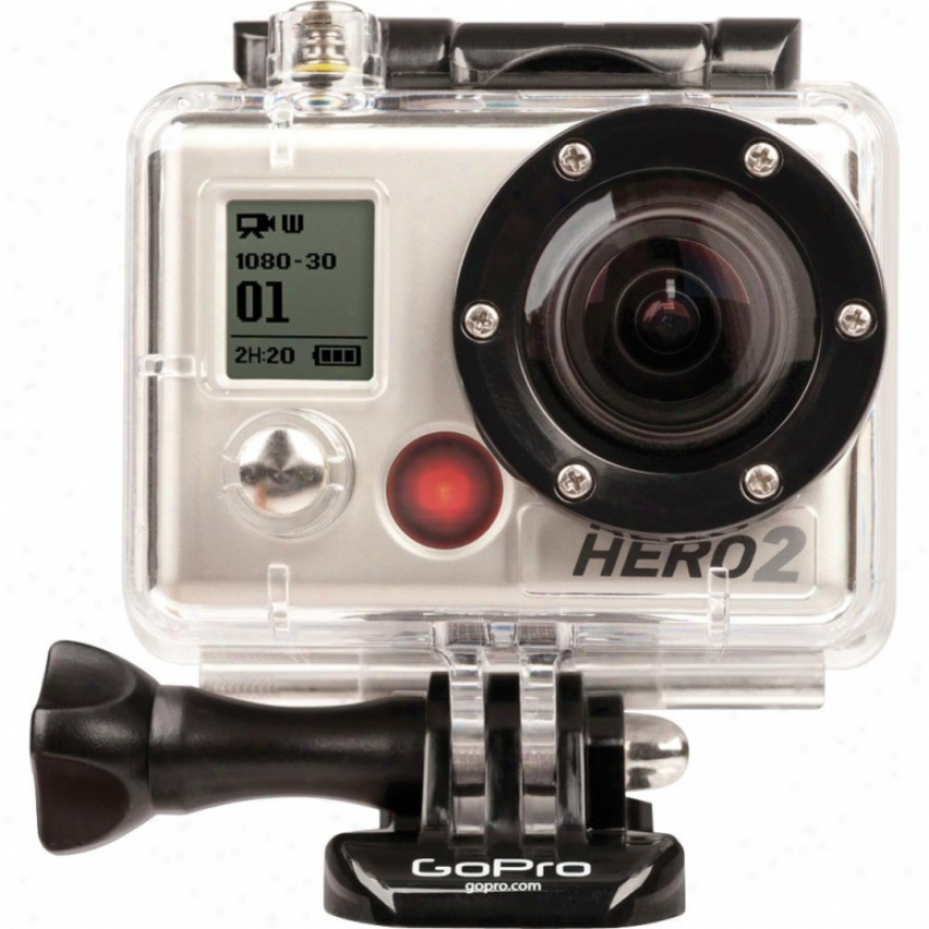 Gopro Hd Hero2 Moyorsport Edition Camcorder - Chdmh002