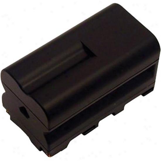 Hi-capacity B-964 Lithium Ion Camcorder Battery 4400 Mah