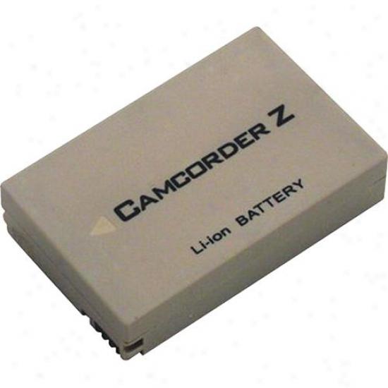 Hi-capacity Li-ion B-9614 Camcorder Battery