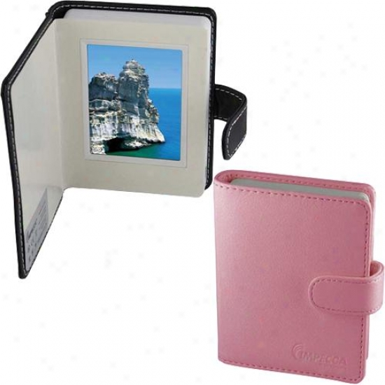 Impecca Digital Photo Album (pink)