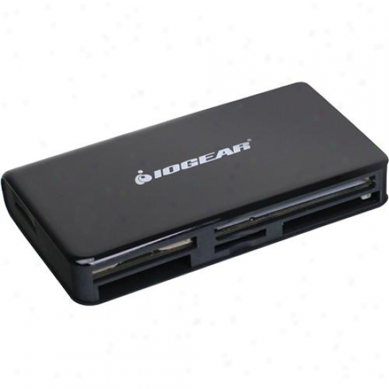 Iogear Gfr381 Superspeed Usb 3.0 Multi-card Reader / Writer