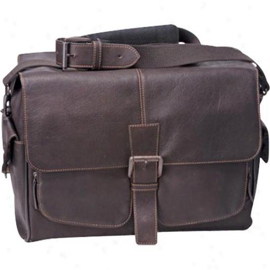Jill-e Designs Jack Leather Messenger - 144744