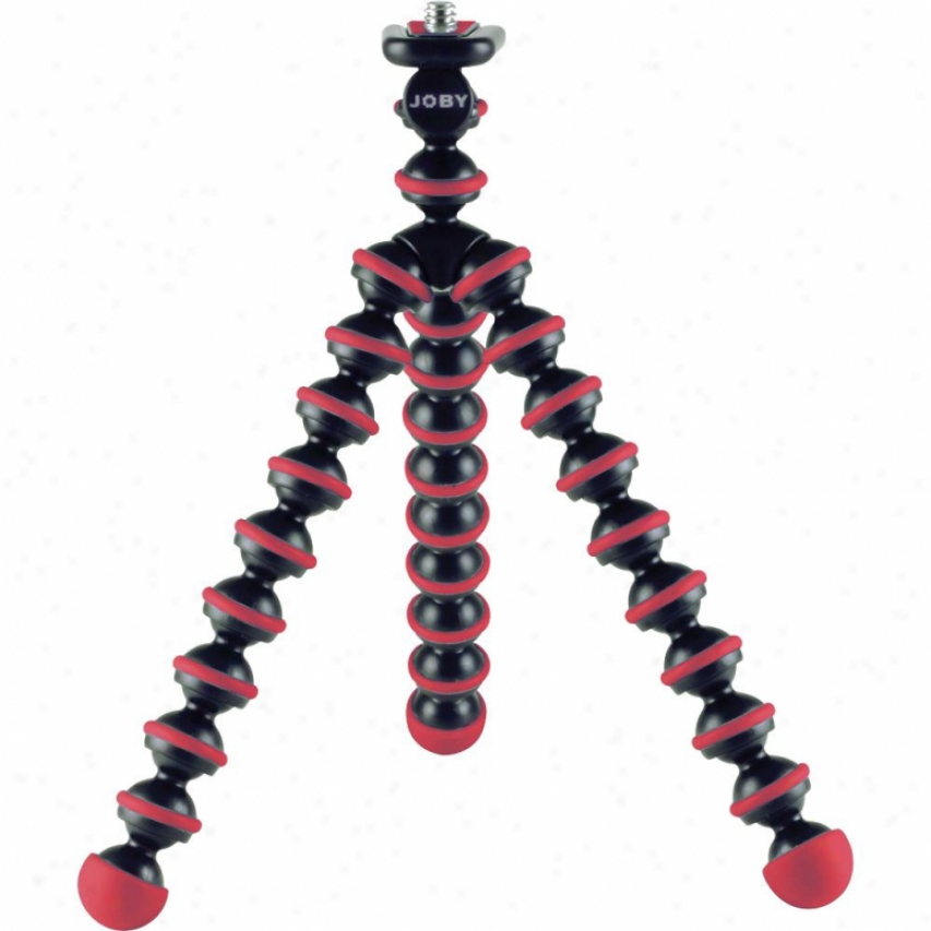 Joby Gorillapod - Black/red