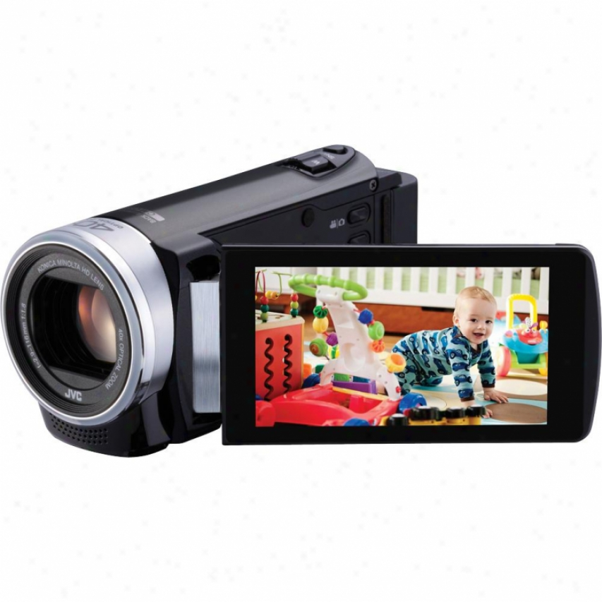Jvc Everio Gz-e200 Avchd High Definition Camcorder Black
