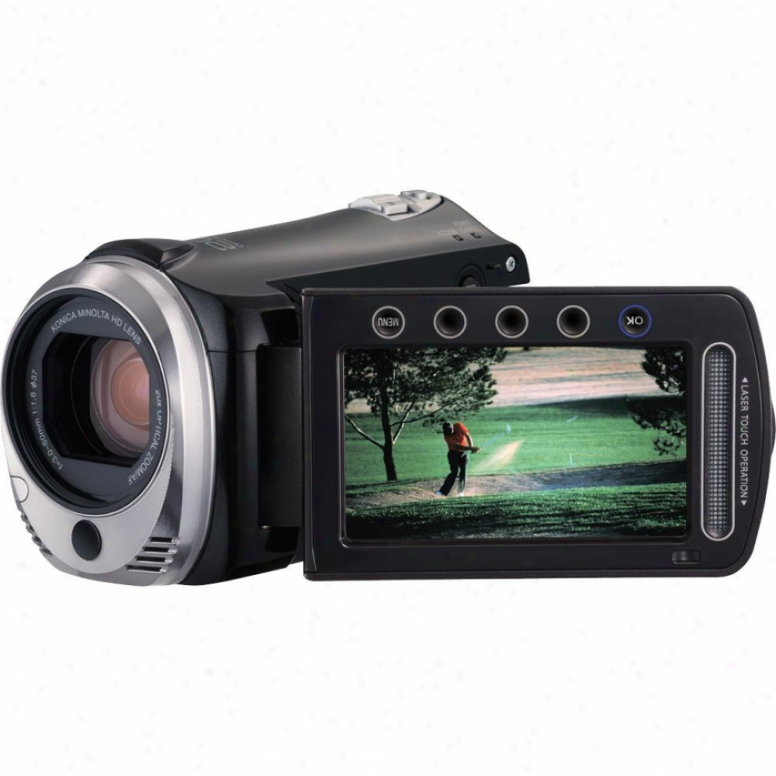 Jvc Gz-hm300bus Everio Hd Flash Memory Camcorder