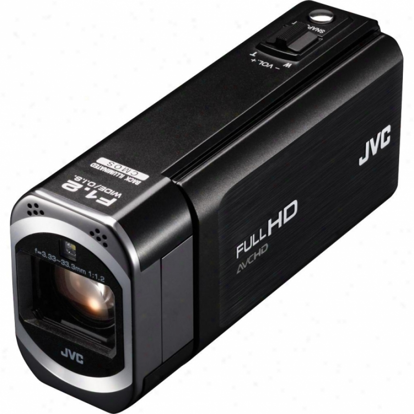 Jvc Gz-v500bus High-definition Everio Digital Camcorder