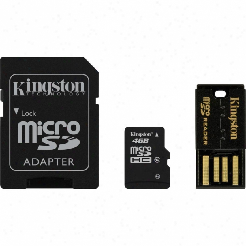 Kingston Mbly10g2/4gb Multi-kit / Mobility Kit