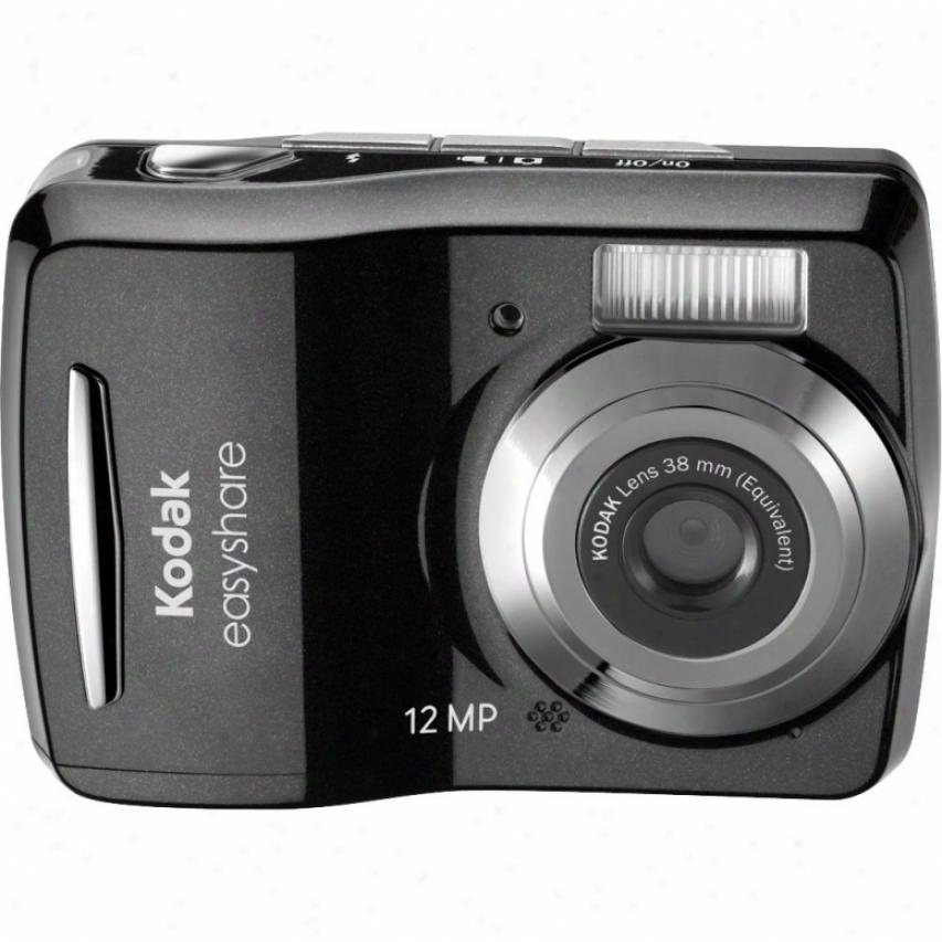 "Kodak C1505 12mp-5x Dig Zm-2.4""-blk"