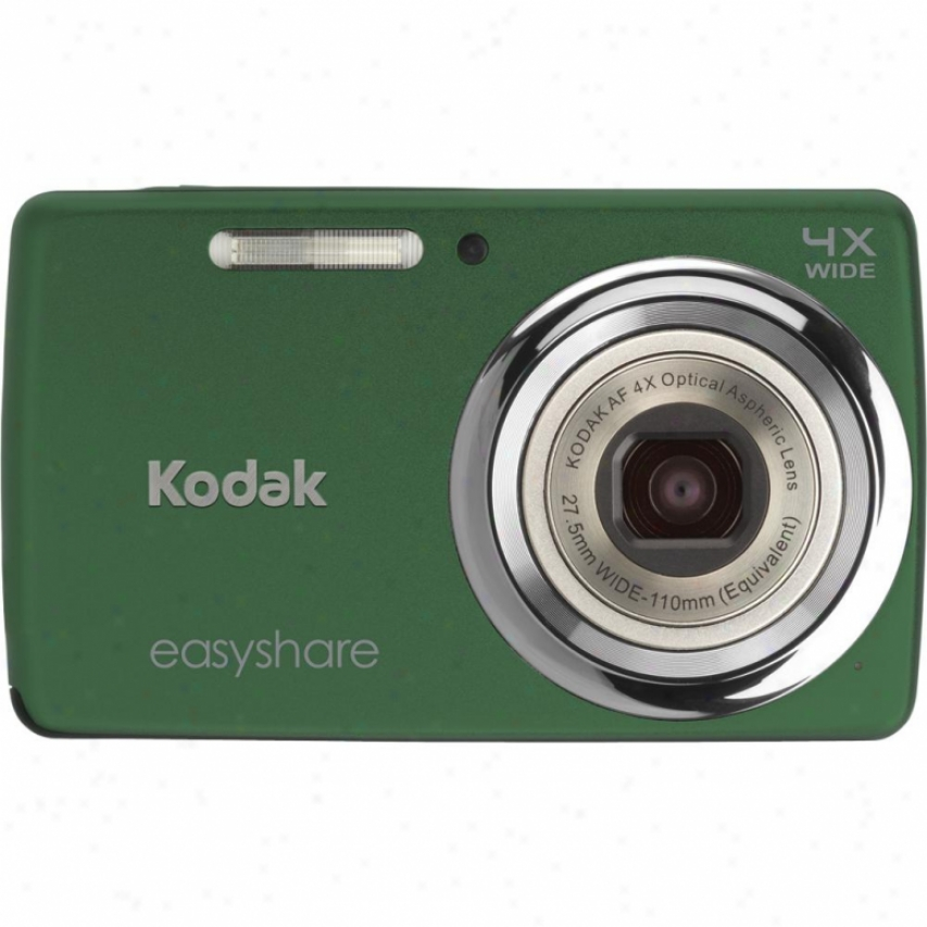 Kodak Easyshare M532 14 Megapixel Digifal Camera - Green