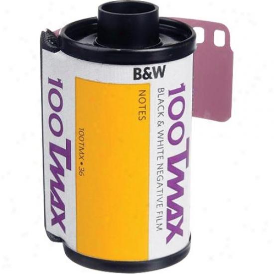 Kodak Tmx135-36 - T-max Black & White 100 Print Film