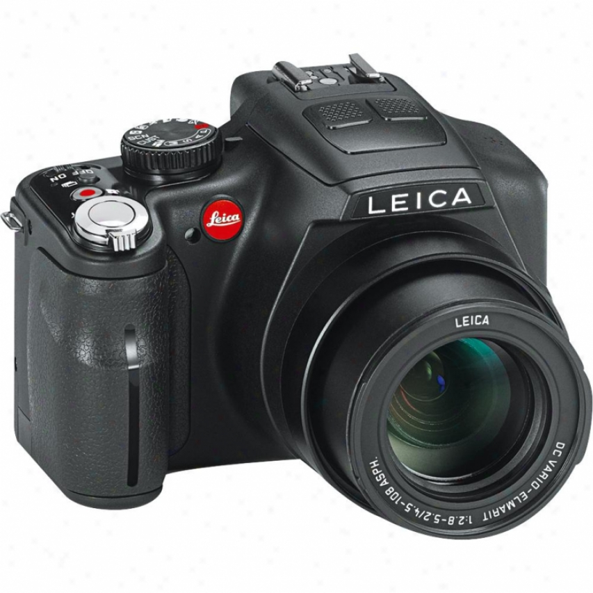 Leica V-lux 3 12 Megapixel Digital Camera Black