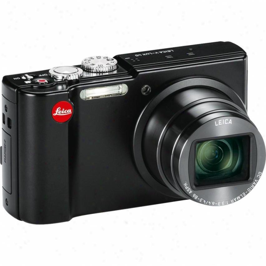 Leica V-lux 40 14 Megapixel Digital Camera - Black