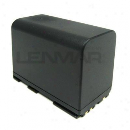 Lenmar Enterprises Lenmar Replace Canon Bp-970g,