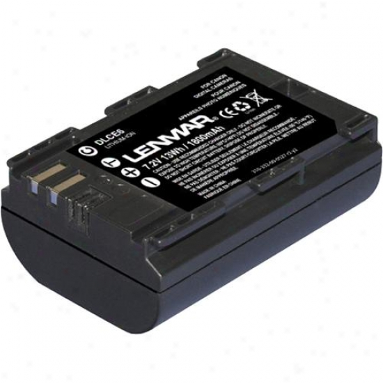 Lenmar Enterprises Liion Battery For Canon Camera