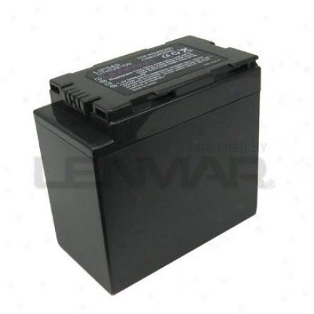 Lenmar Enterprises Panasonic Cga-d54s 7.2v 5400ma