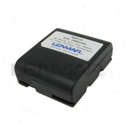 Lenmar Enterprises Sharp 3.6v 2100mah Nomem Nimh