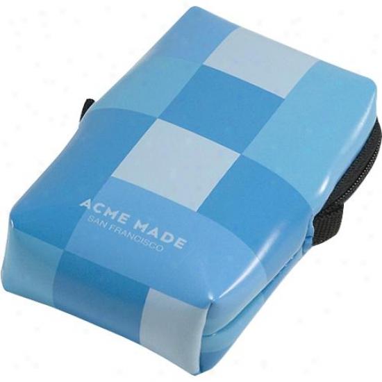 Lowepro Am00856-ceu Smart Little Camera Pouch - Blue Gingham